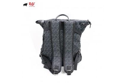 RAV DESIGN MEN CANVAS BACKPACK BAG COLLECTION 2018 |RVC414C2