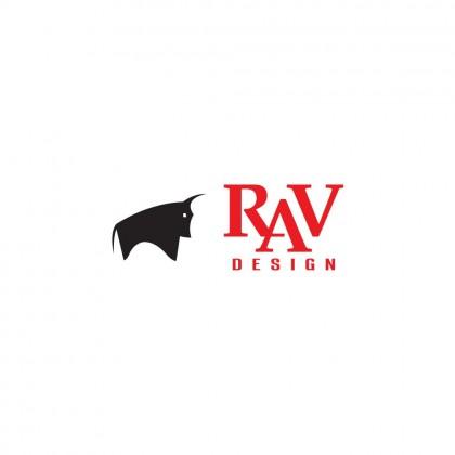 RAV DESIGN MEN 100% LEATHER CLUTCH  RVS437G1
