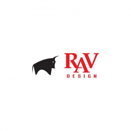 RAV DESIGN MEN CANVAS POUCH FABRIC |RVP417C0