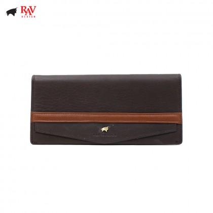 RAV DESIGN MEN ANTI RFID LONG WALLET |RVW560G2(C)