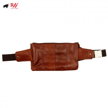 RAV DESIGN Leather Waist Bag |RVY450G2