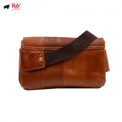 RAV DESIGN Leather Waist Bag  RVY450G1
