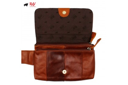 RAV DESIGN Leather Waist Bag |RVY450G1