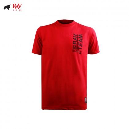 Rav Design 100% Cotton Short Sleeve T-Shirt Shirt |RRT3037209