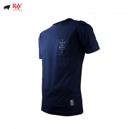 Rav Design 100% Cotton Short Sleeve T-Shirt Shirt |RRT3042209