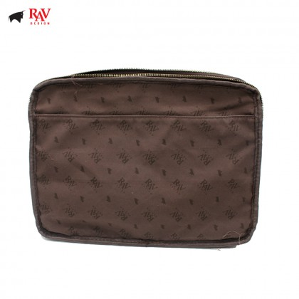RAV DESIGN 100% Genuine Leather Clutch Bag |RVS460G2