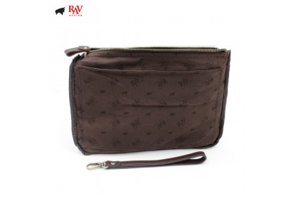 RAV DESIGN 100% Genuine Leather Clutch Bag |RVS460G1