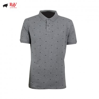 Rav Design Men Polo T-Shirt Shirt |RCT30622092