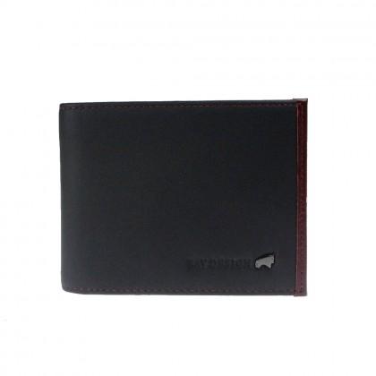 Rav Design Men Genuine Cow Leather RFID Short Money Clipper  RVW633 SERIES