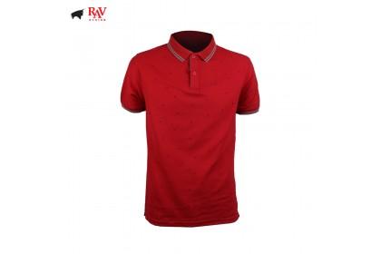 Rav Design Men Polo T-Shirt Shirt |RCT30642091