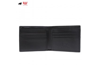 Rav Design Men Genuine Leather Short Wallet Series |RVW627G1