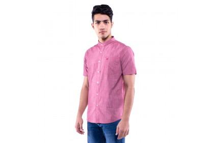 Rav Design 100% Cotton Woven Shirt Short Sleeve |RSS31403202