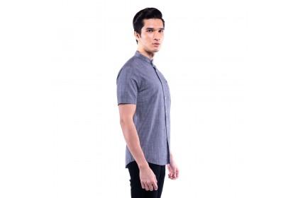 Rav Design 100% Cotton Woven Shirt Short Sleeve |RSS31403203