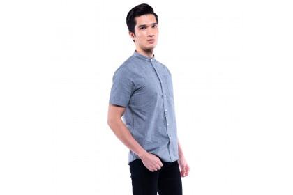 Rav Design 100% Cotton Woven Shirt Short Sleeve |RSS31403204