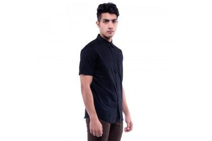 Rav Design 100% Cotton Woven Shirt Short Sleeve  RSS31433202